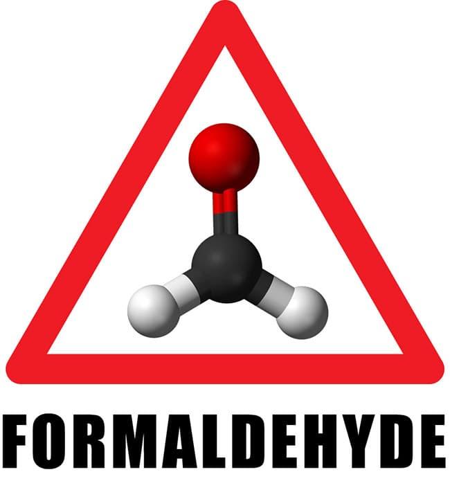 Formaldehyde là tác nhân gây ra một số loại bệnh liên quan đến hô hấp, bạch cầu và thậm chí là ung thư